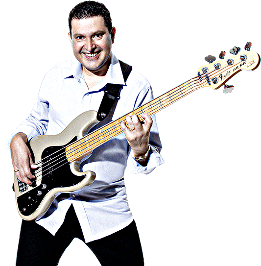 Freelance Bass Player in Melbourne | Jeremy LaBrooy